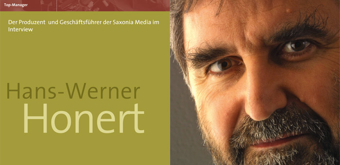 Hans-Werner Honert, Foto: Saxonia Media