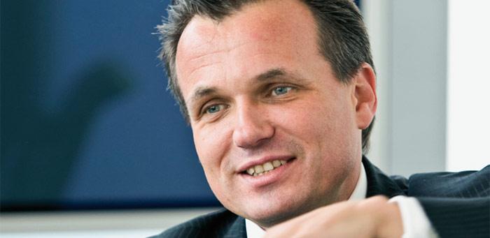 Dr. Peter Körner, Foto: Deutsche Telekom