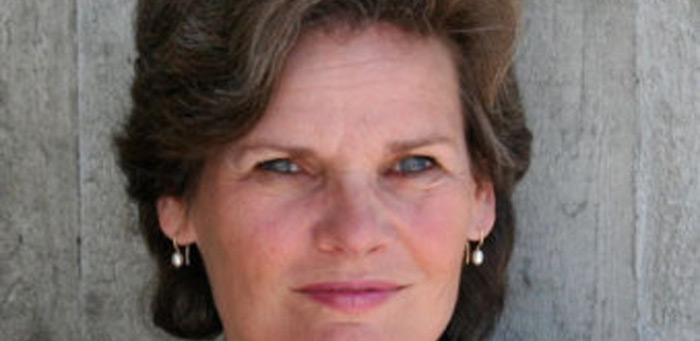 Annette Kulenkampff, Foto: Hatje Cantz Verlag