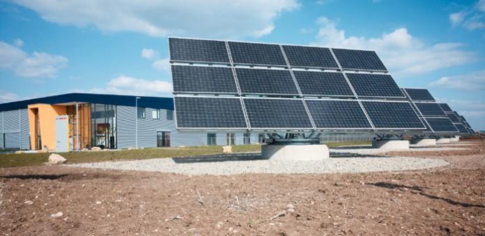 Foto: Bosch Solar Energy AG