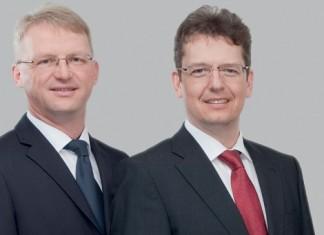 Jörg Rösler und Lothar Schulz, Foto: Strabag