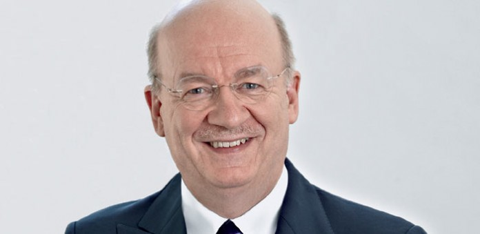 Wolfgang Wahlster, Foto: Privat