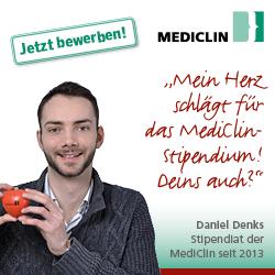 MediClin Stipendium