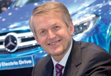 Prof. Dr. Thomas Weber, Foto: Daimler AG