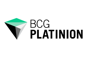 Logo Platinion GmbH – A company of The Boston Consulting Group