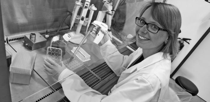 Dr. Ilona Schreck, Foto: Daiichi Sankyo Europe GmbH
