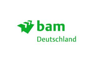 Logo BAM Deutschland AG