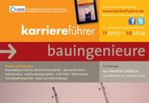 Cover karriereführer bauingenieure 2013.2014