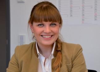 Olga Kubacki, Foto: DB Netz