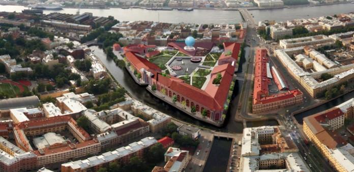 Foto: New Holland Development, St. Petersburg