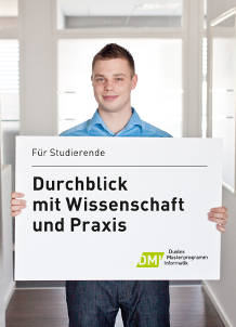 Duales Masterprogramm Informatik, Foto: bremen digitalmedia