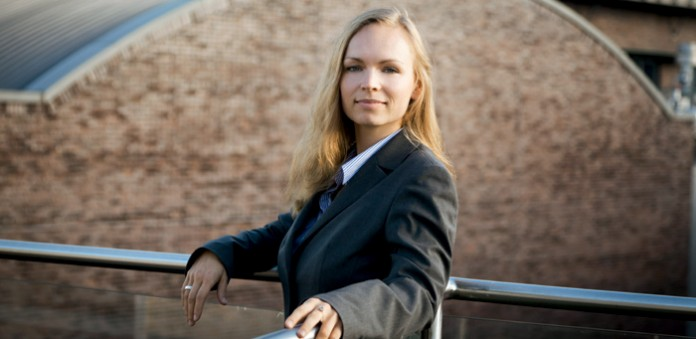 Anne-Kathrin Kuhlemann, Foto: Gordon Welters