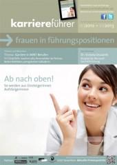 Cover karriereführer frauen in führungspositionen 2012.2013