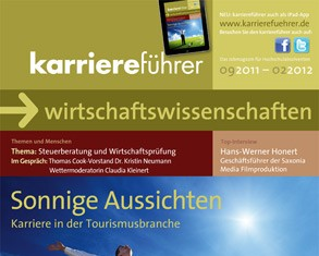 Cover karriereführer wirtschaftswissenschaften 2.2011