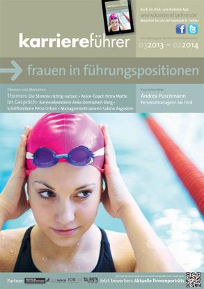 Cover karriereführer frauen in führungspositionen 2013.2014