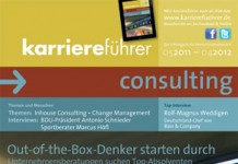Cover karriereführer consulting 2011.2012