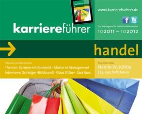 Cover karriereführer handel 2011.2012