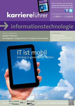 Cover karriereführer informationstechnologie 2011.2012