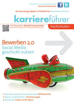 Cover karriereführer hochschulen 1.2011