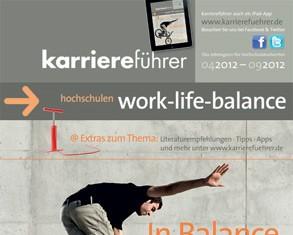 Cover karriereführer hochschulen 1.2012