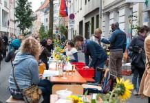 Tag des guten Lebens 2013 in Köln-Ehrenfeld, Foto: Marén Wirths