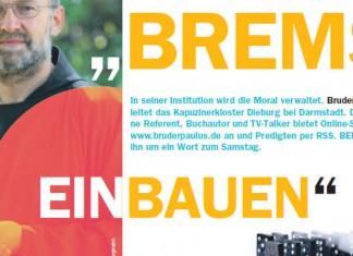 Bruder Paulus, Foto: W. Bergmann