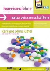 Cover karriereführer naturwissenschaften 2014.2015