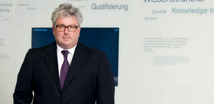 Prof. Hans Georg Näder, Foto: Ottobock