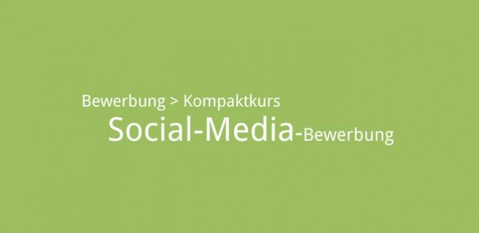 Social-Media-Bewerbung. Bild: karriereführer