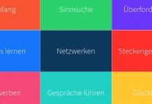 Screenshot: 50wegezumjob.de