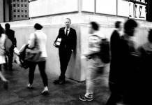 Business-Romantiker, Foto: Beowulf Sheehan