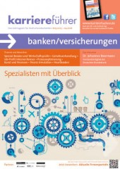 Cover Banken und Versicherungen 2015.2016