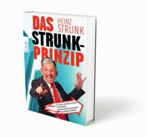 Cover Das Strunk-Prinzip, rororo