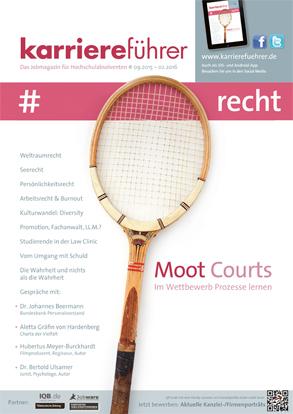 Cover karriereführer recht 2.2015