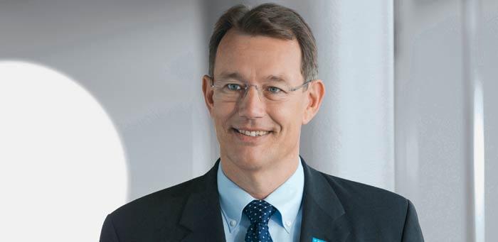 Michael Heinz, Foto: BASF SE