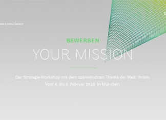 BCG Your Mission Webseite
