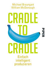 Braungart, McDonough, Cradle to Cradle, Cover: Piper