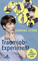 Jannike Stöhr, Das Traumjob-Experiment, Cover: Eichborn