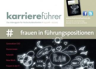 Cover Frauen in Führungspositionen 2016.2017