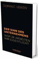 Cover Sinn des Unternehmens, Bild: Murmann