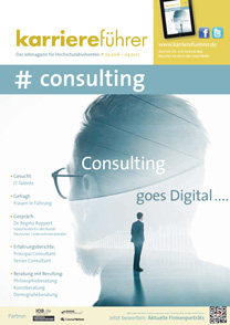 Cover karriereführer consulting 2016.2017