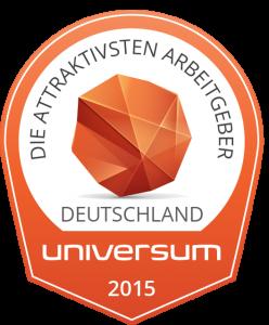 Logo Universum 2015
