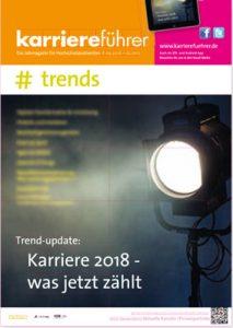 Cover karriereführer trends