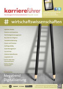 Cover karriereführer wirtschaftswissenschaften 2.2016