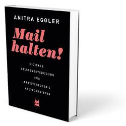 Cover Anitra Eggler Mail halten