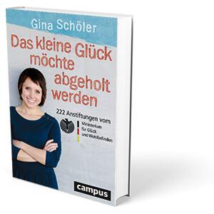 Cover Gina Schoeler: Das kleine Glueck