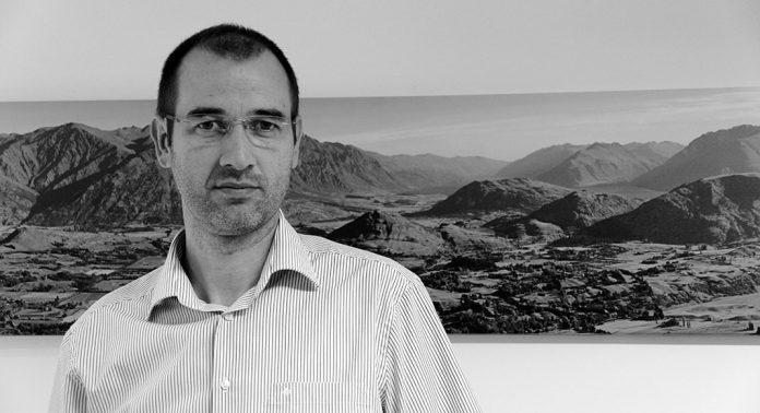 Peter Volland, Foto: bergwild Verlag