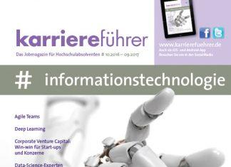 Cover karriereführer informationstechnologie 2016.2017