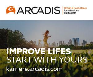 Arcadis Banner
