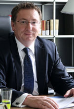Dr. Christoph Safferling, Foto: FAU/Georg Pöhlein